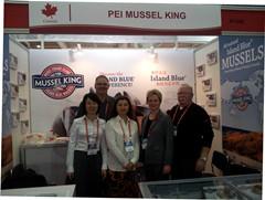 日升公司助推P.E.I海产闪耀2013中国国际渔业博览会