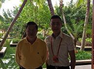 参加2010博鳌论坛